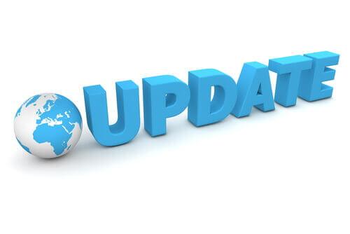 update crypto fondsen