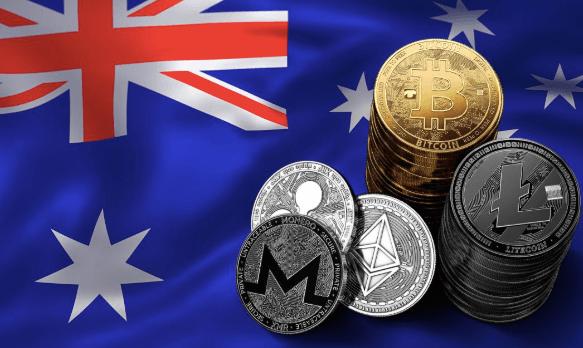 australie crypto wallet